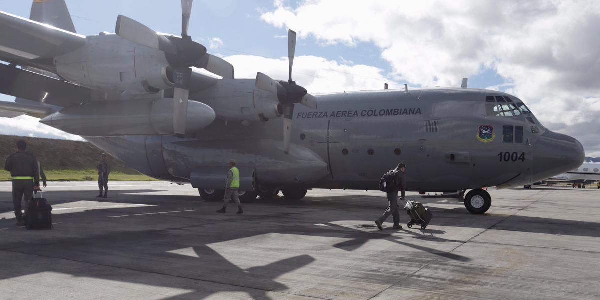 Inicia repatriación de 14 colombianos fallecidos en accidente en Ecuador
