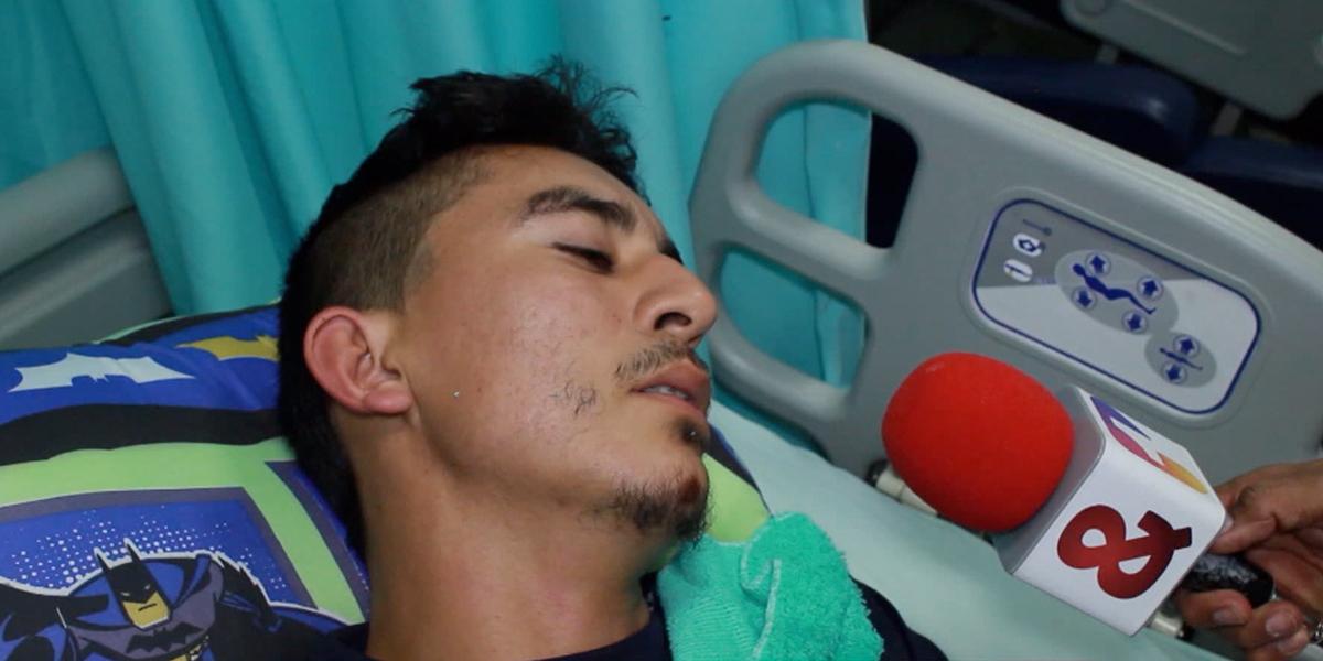 Sobreviviente relata los hechos de la masacre en El Tarra