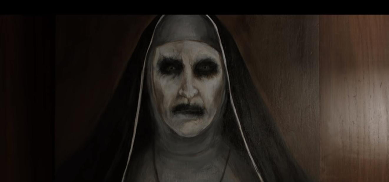 El aterrador video de 'La Monja' que fue censurado por YouTube