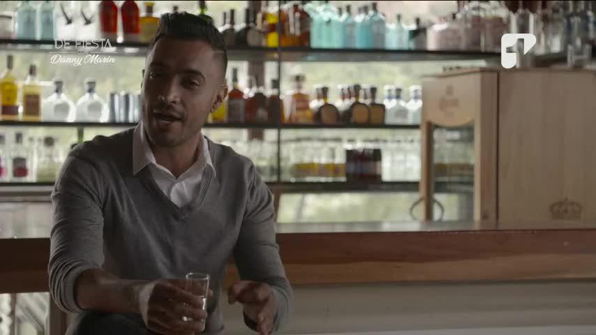 ¿Jhon Alex Castaño se considera un borracho? Esto respondió en De Fiesta con Danny