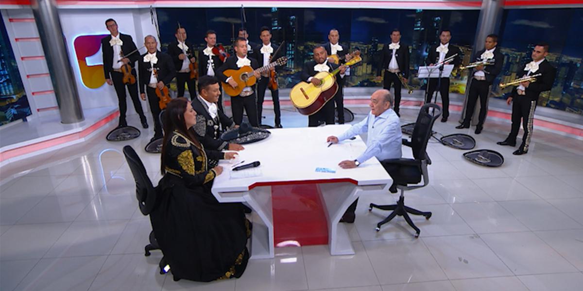 Llega a Colombia el musical 'México ama y canta'