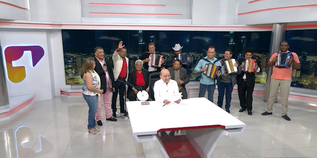 Los reyes del vallenato y de la Sabana conquistan Bogotá