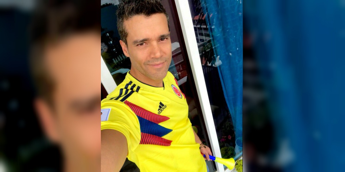 Alejandro García se refiere a lo sucedido con Elieen Moreno