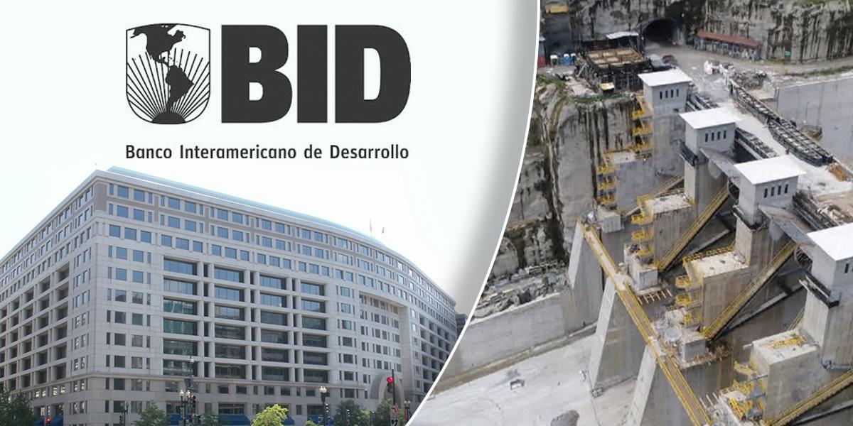 BID busca que se desembolsen los recursos de crédito contratados para Hidroituango