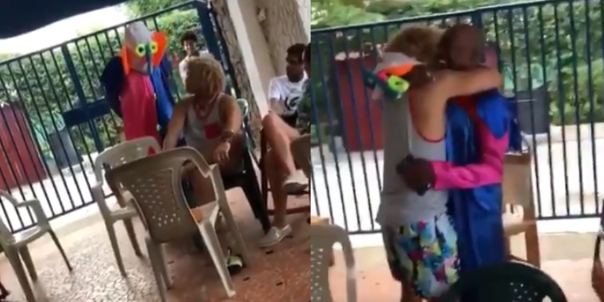 La extraña sorpresa del 'Tino' Asprilla al 'Pibe' Valderrama en su cumpleaños