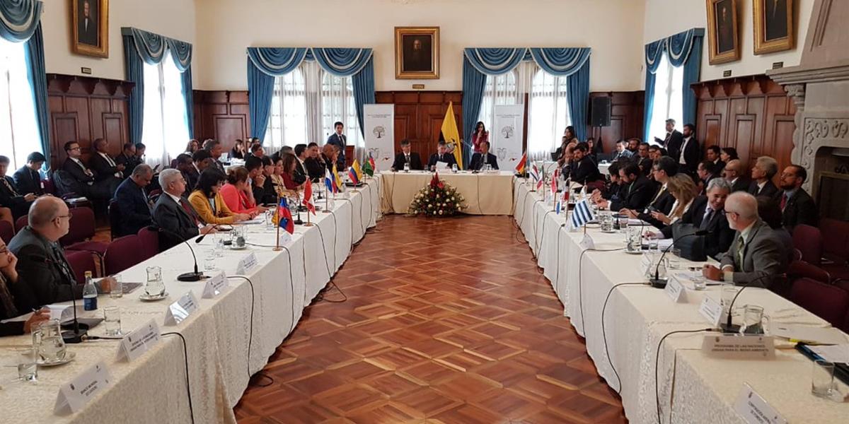 Colombia y diez países latinoamericanos más se articulan frente a migración venezolana