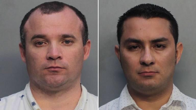Diego Berrio and Edwin Giraldo-Cortez