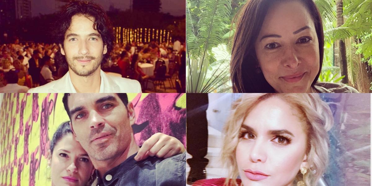 Así celebraron Amor y Amistad los famosos colombianos