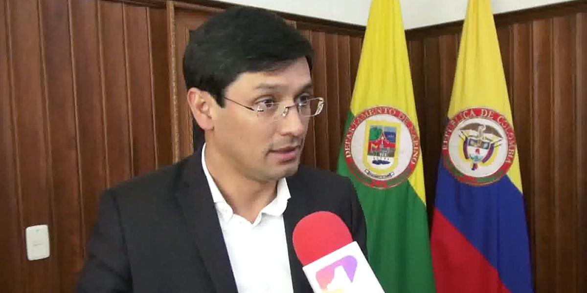 Gobernador de Nariño rechaza fumigaciones y solicita intervención integral del Estado