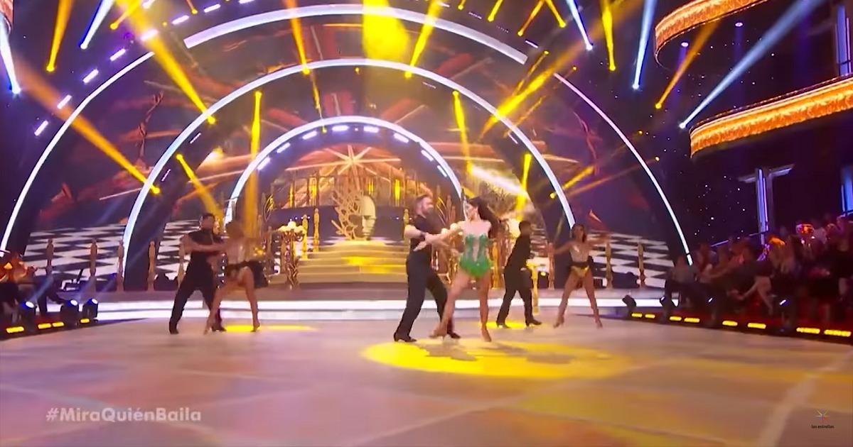 Con esta coreografía, Greeicy Rendón ganó el reality 'Mira quién baila' en México