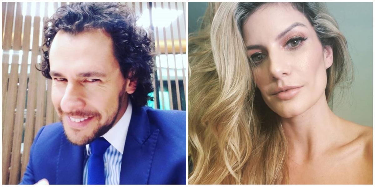 Los actores Iván López y Mabel Moreno sufrieron aparatoso accidente en carretera