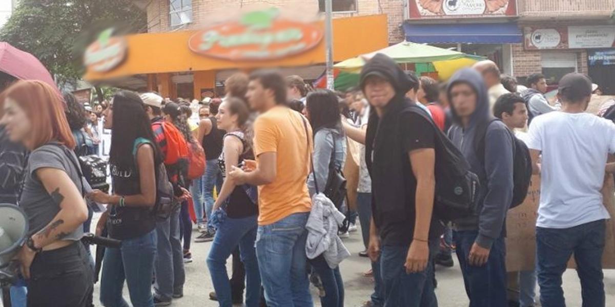 Anuncian marcha estudiantil para el próximo 10 de octubre