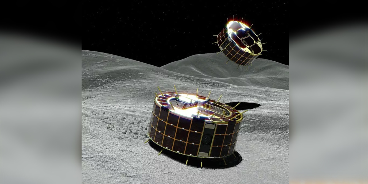 Japón logra explorar superficie de un asteroide por primera vez