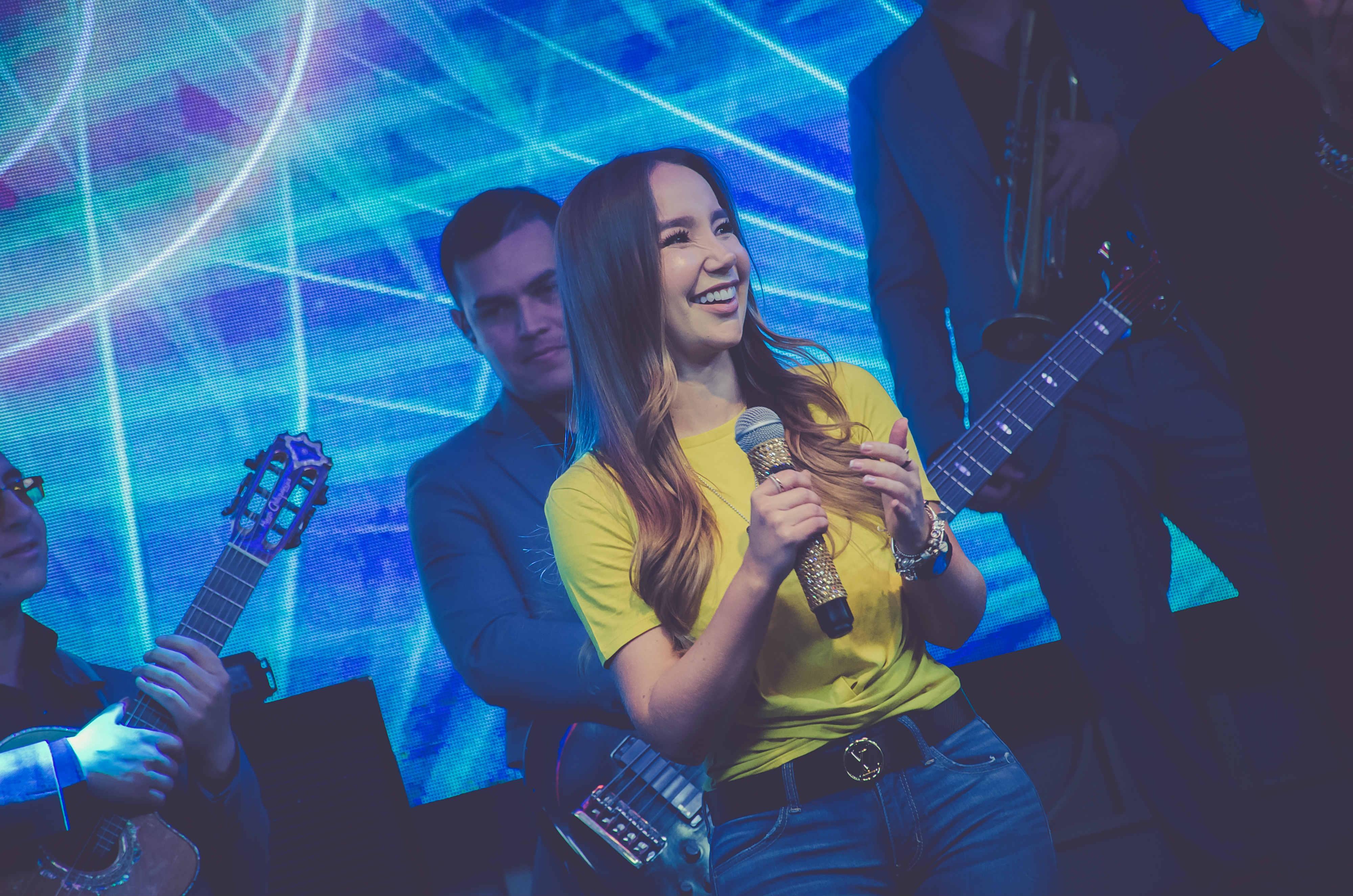 """""""Siempre he sido muy antojada"""": Esto hizo Paola Jara con su primer sueldo como cantante"""