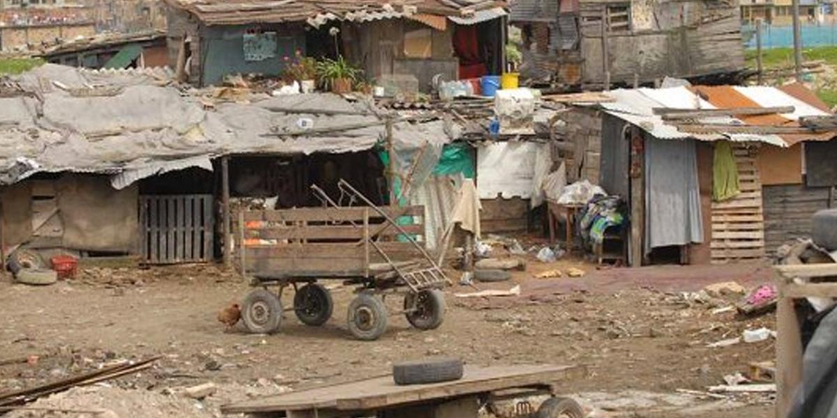 Hay 3.6 millones de colombianos viviendo en la pobreza extrema