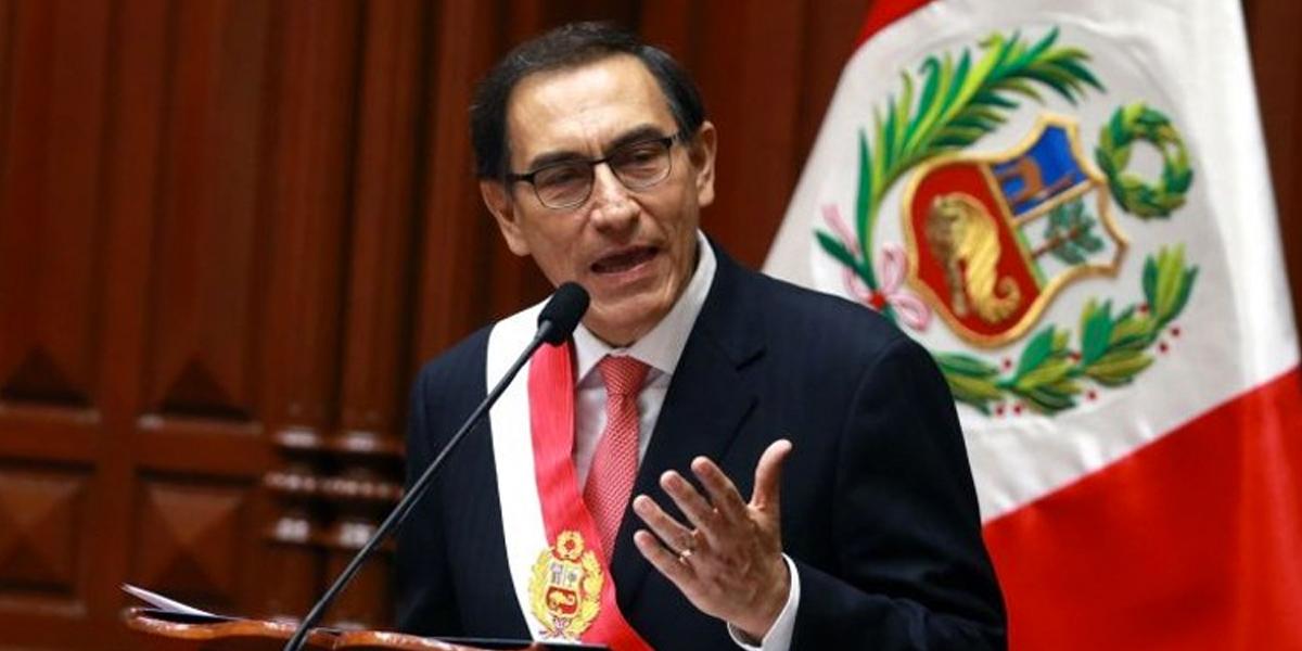 Vizcarra logra el sí a una de sus cuatro reformas