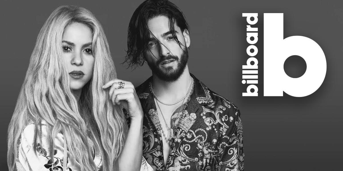 Shakira y Maluma, con 'Clandestino', alcanzan el número 1 en varias listas de Billboard
