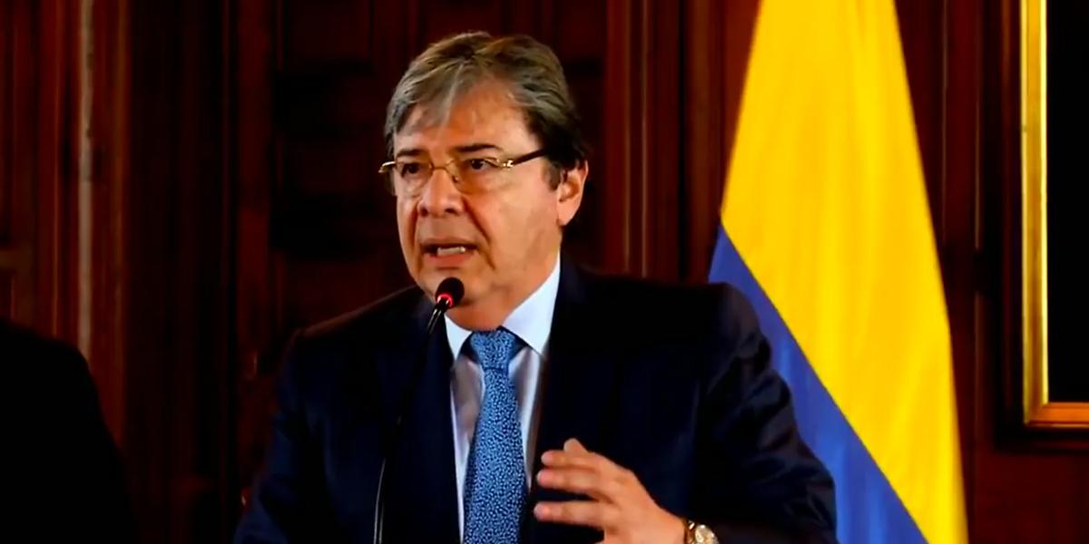 Cancillería rechaza expulsión de europarlamentarios por 'dictadura' de Maduro