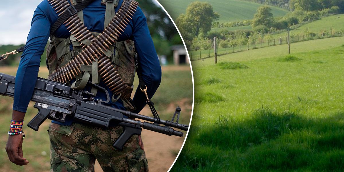 Reclamantes de tierras en Catatumbo y Cesar denuncian persecución de grupos ilegales