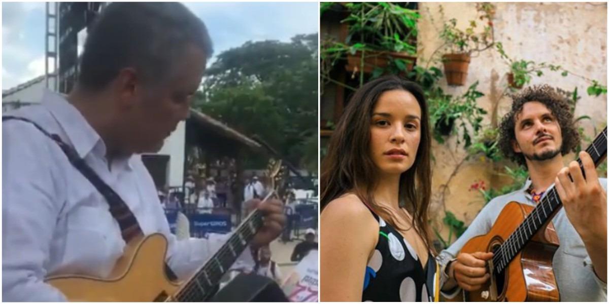 Polémica por queja de músico de 'Monsieur Periné' contra el presidente Iván Duque