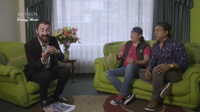 Iván Marín no aguantó a los fans de Rikarena y así de mal terminó su intento de entrevista