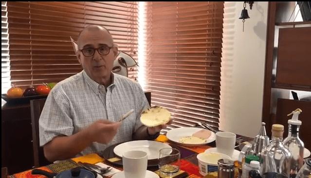 Exesposa de Jota Mario Valencia aclara el verdadero estado de salud del presentador