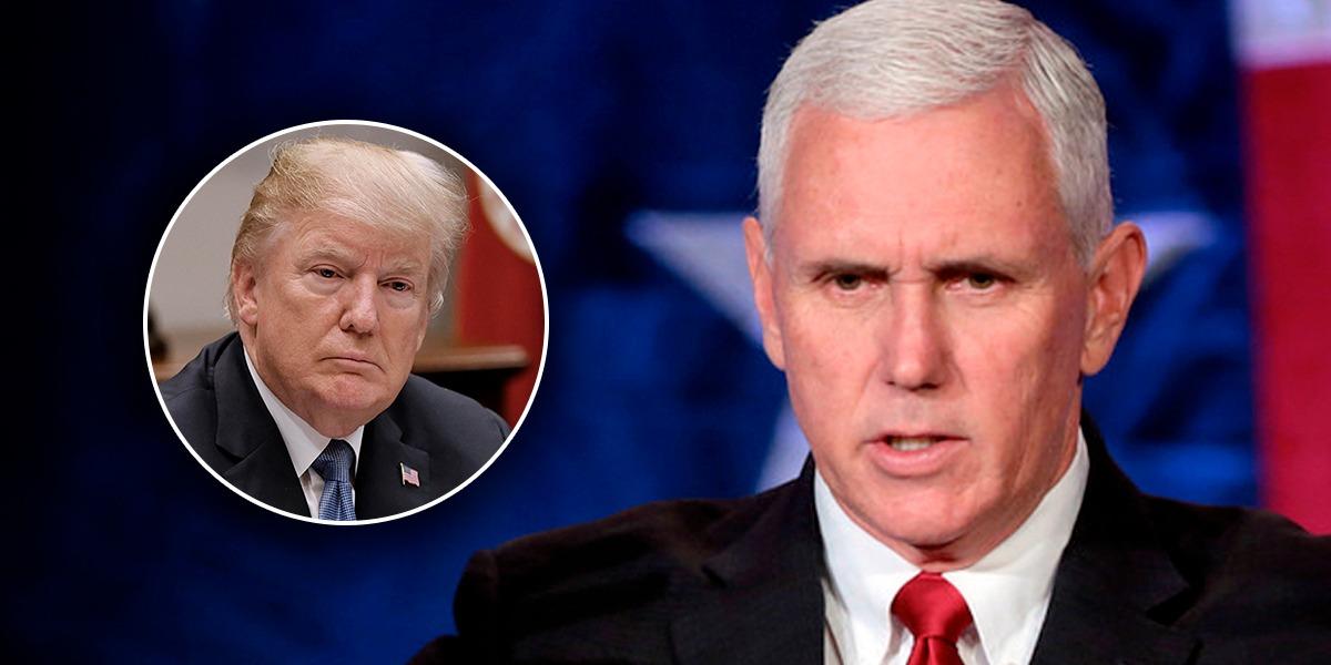 Vicepresidente de EE.UU. niega autoría de artículo anónimo contra Trump