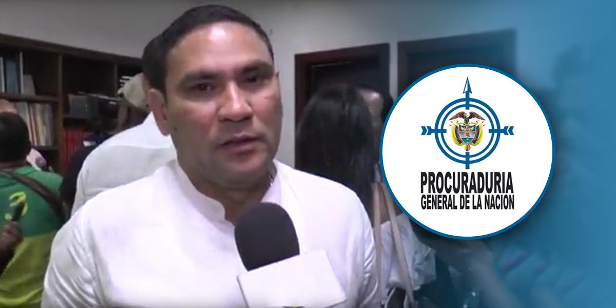 Pliego de cargos al senador Didier Lobo por contrato de paquetes nutricionales