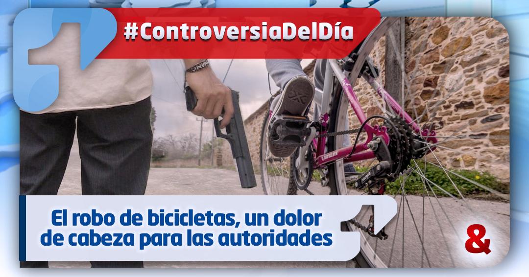 Se dispara el robo de bicicletas en el país