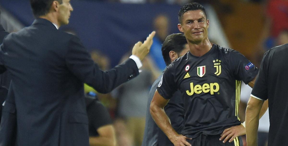 La sanción que deberá pagar Cristiano Ronaldo tras su polémica expulsión