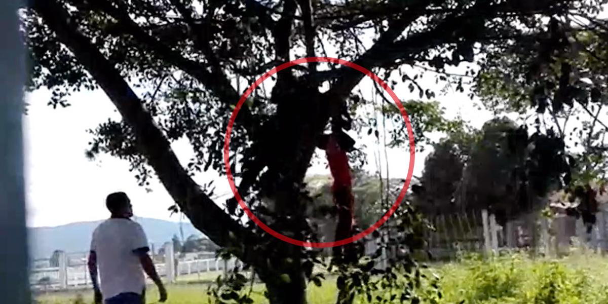 Policía frustra suicidio de joven en Pitalito, Huila