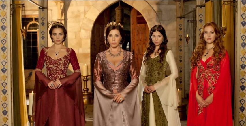 Conoce cuáles son las mujeres más importantes en la vida del gran sultán Suleimán