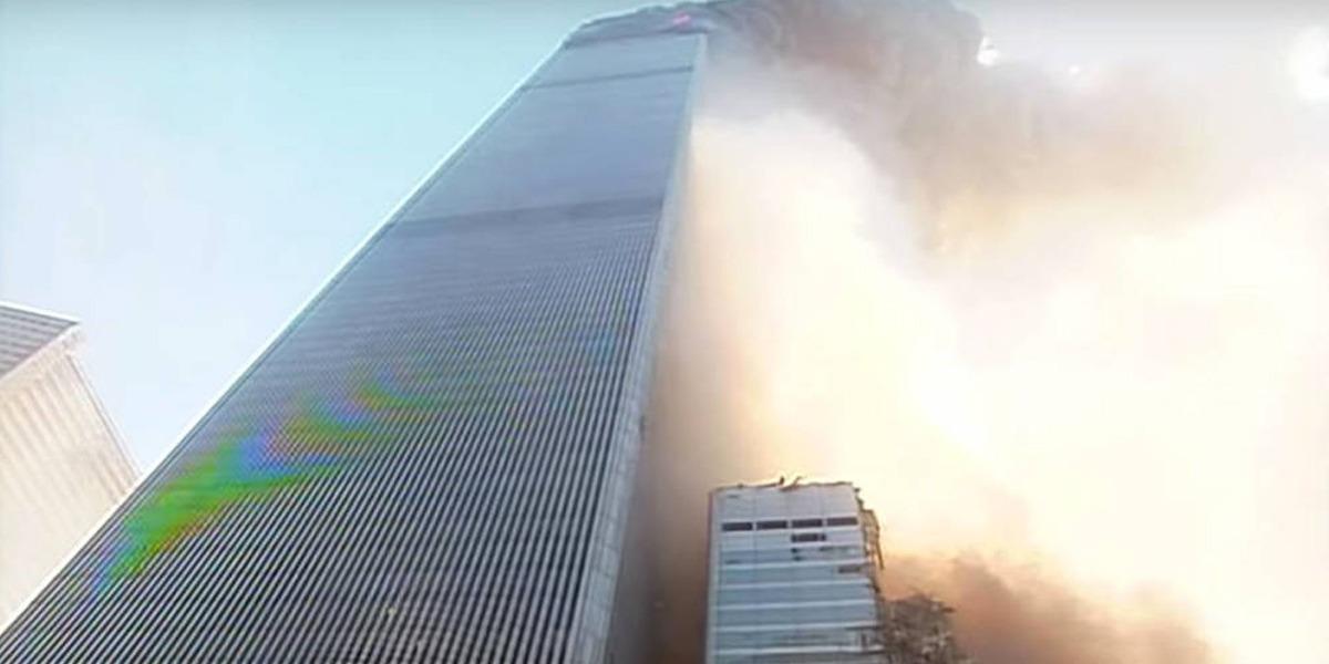 Impactante video inédito del atentado terrorista contra las Torres Gemelas