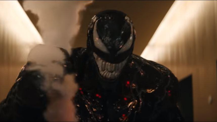 'Venom' masacra a un grupo de policías en su último tráiler