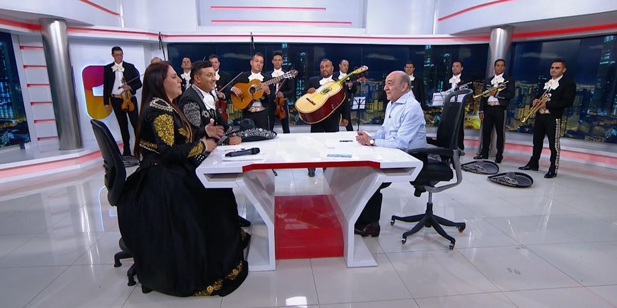 Segunda parte | Llega a Colombia el musical 'México ama y canta'