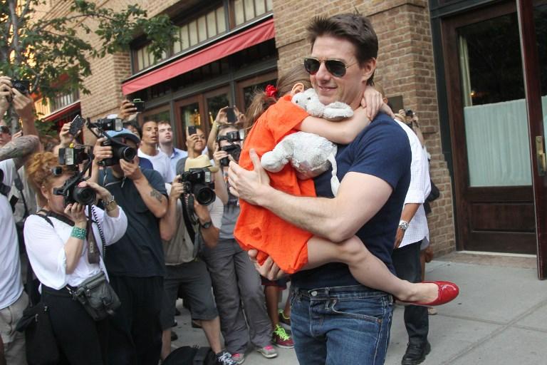 ¿Por qué Tom Cruise se niega a ver su hija Suri desde hace años?
