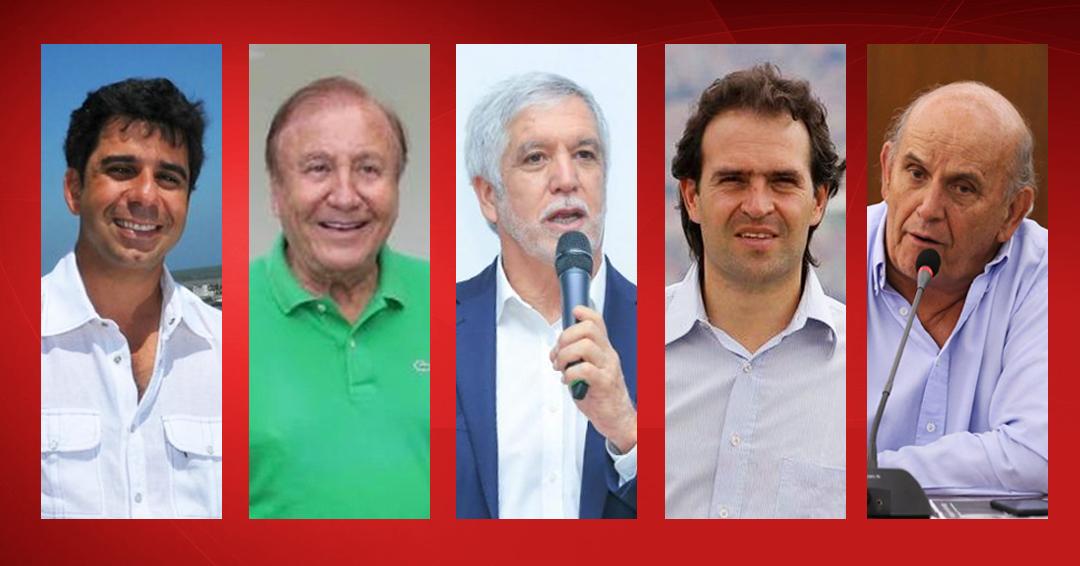 Mayoría de colombianos rechaza prórroga del mandato de actuales alcaldes y gobernadores