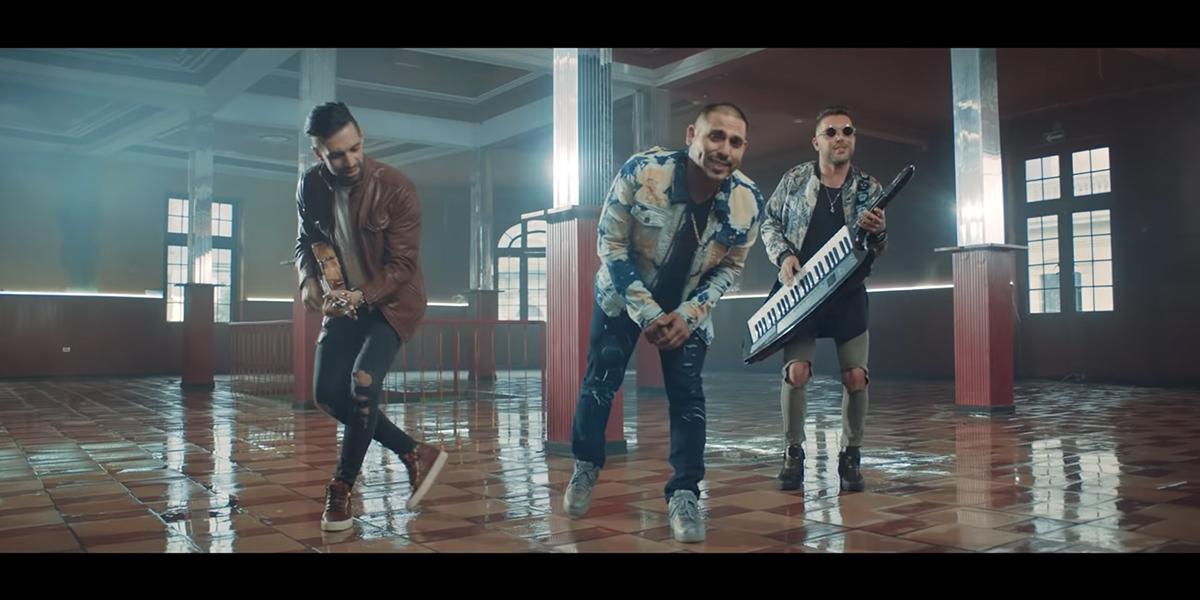 Alkilados y Espinoza Paz estrenan 'Ven'