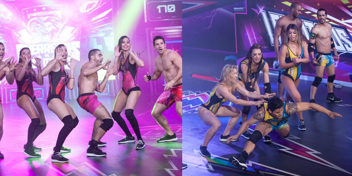 ¿Quién tiene la mejor coreografía en 'Guerreros Vs Los Otros'?