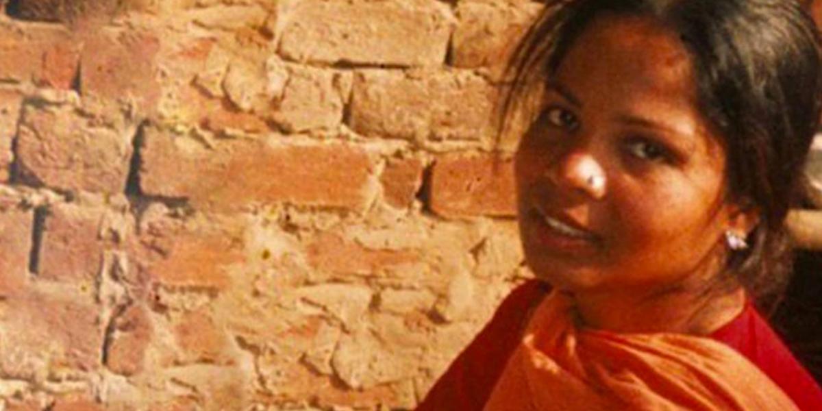 Anulan pena de muerte a cristiana condenada por blasfemia en Pakistán