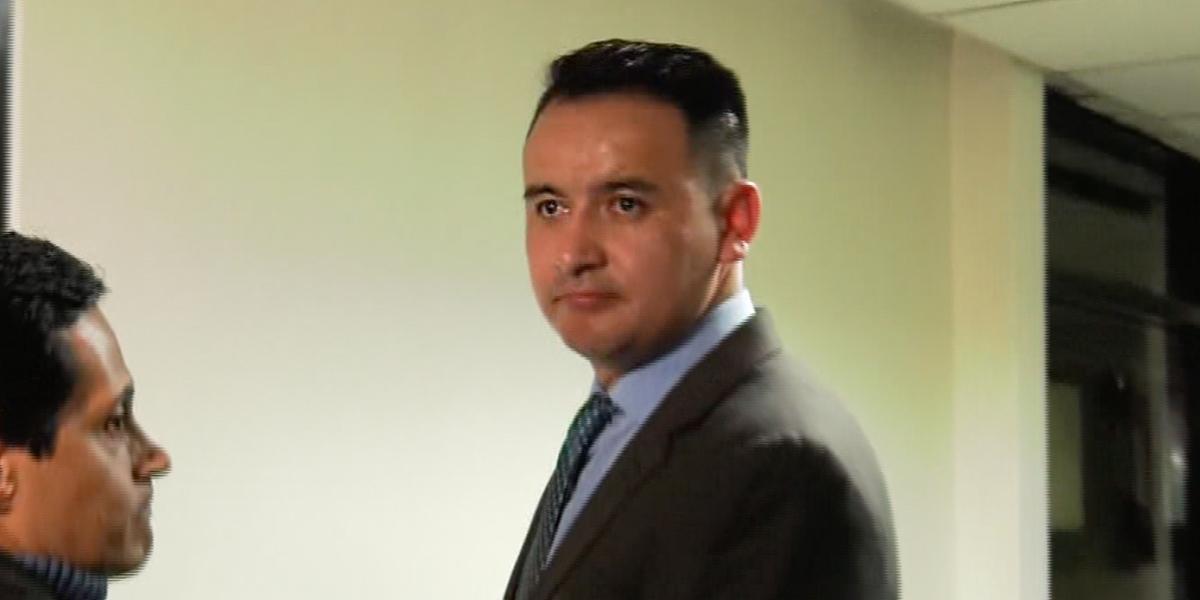 Abogado Diego Rayo no aceptó cargos por chuzadas