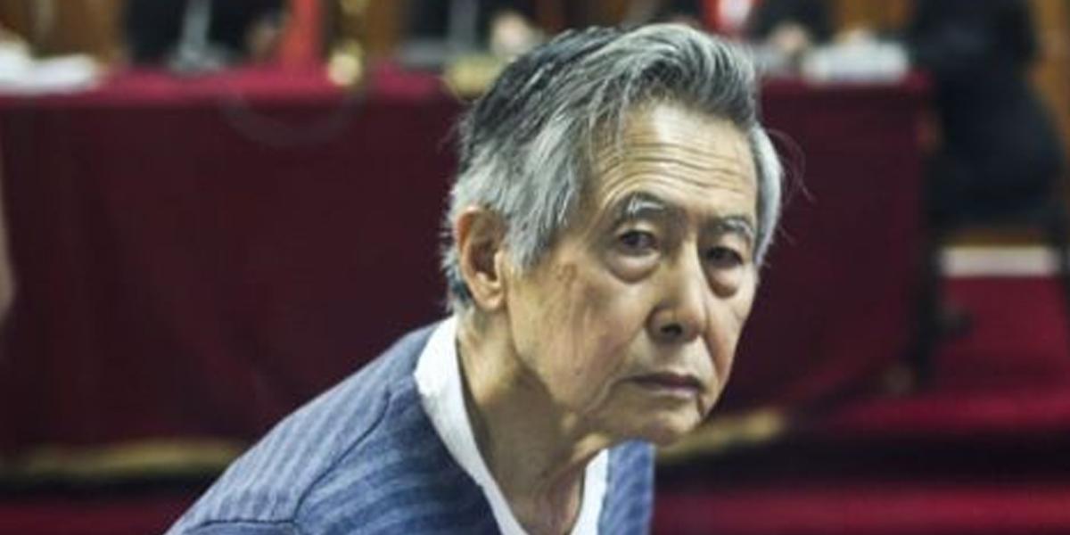 Nueva ley evitaría el regreso a prisión para Alberto Fujimori