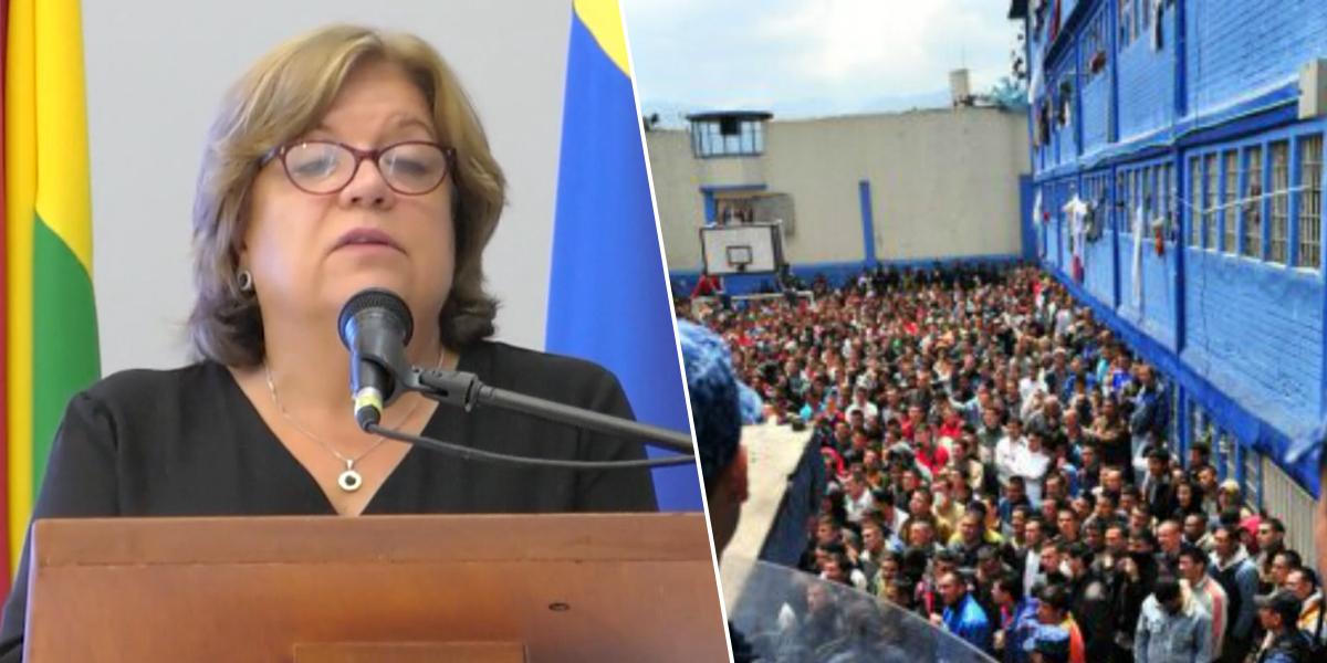 Minjusticia reveló paquete de medidas para enfrentar crisis carcelaria