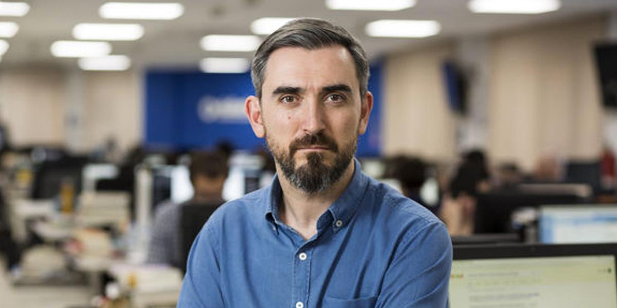 Ignacio Escolar recibe el Premio a la Excelencia Periodística Gabo 2018