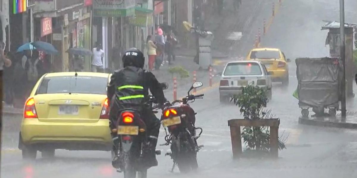 Lluvias: alerta roja en 11 departamentos