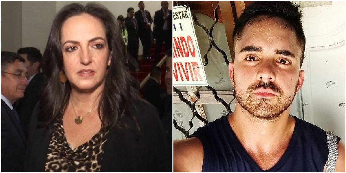 ¿En qué terminó el agarrón entre María Fernanda Cabal y el hijo de Pacho Santos?