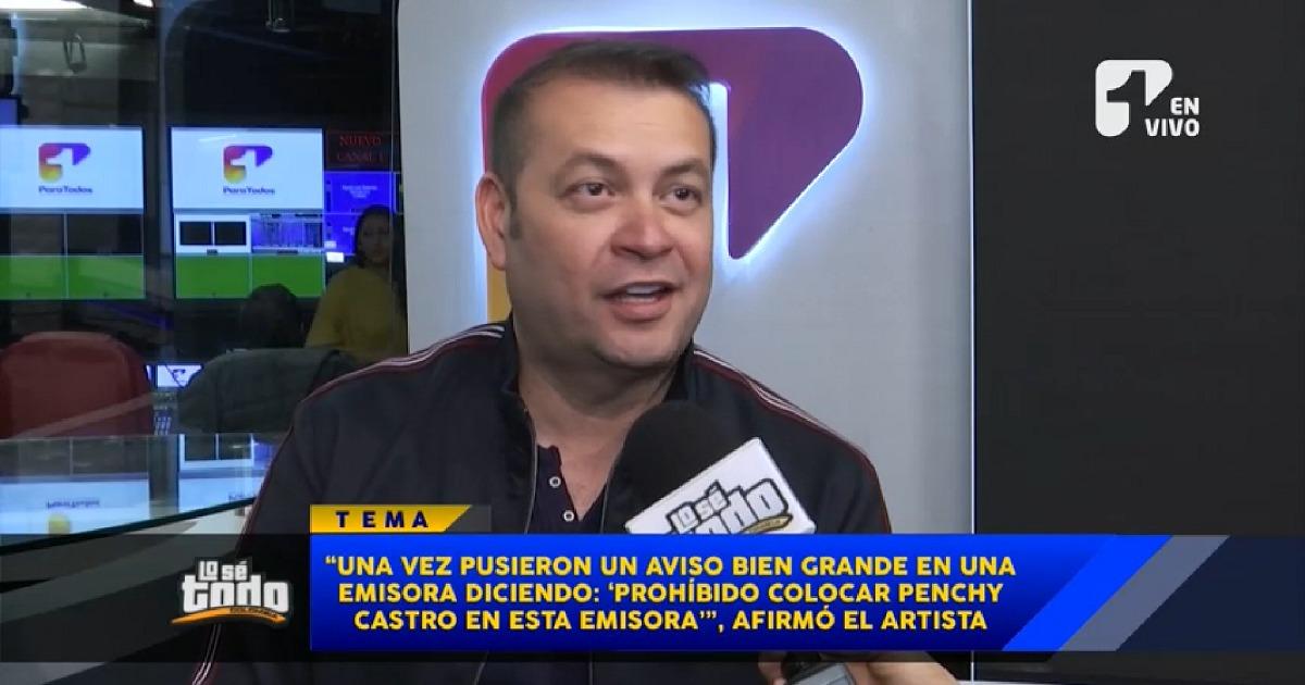 Cantante vallenato denuncia veto en radio por ser esposo de directora de una emisora