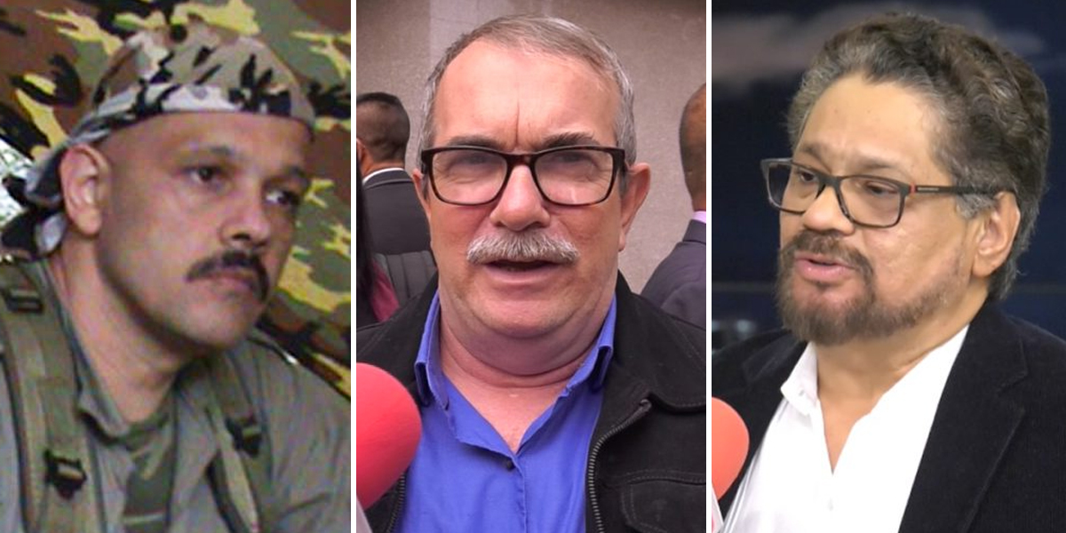 Timochenko pide a El Paisa y a Iván Márquez que se pronuncien