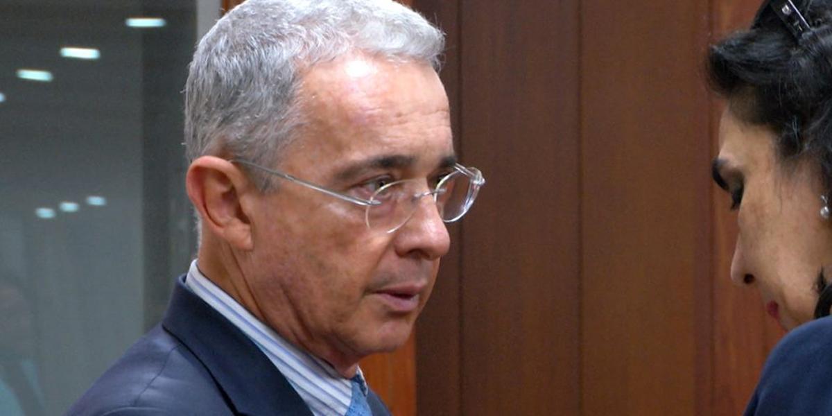 Uribe asistió como testigo a audiencia del carrusel de la contratación de Bogotá