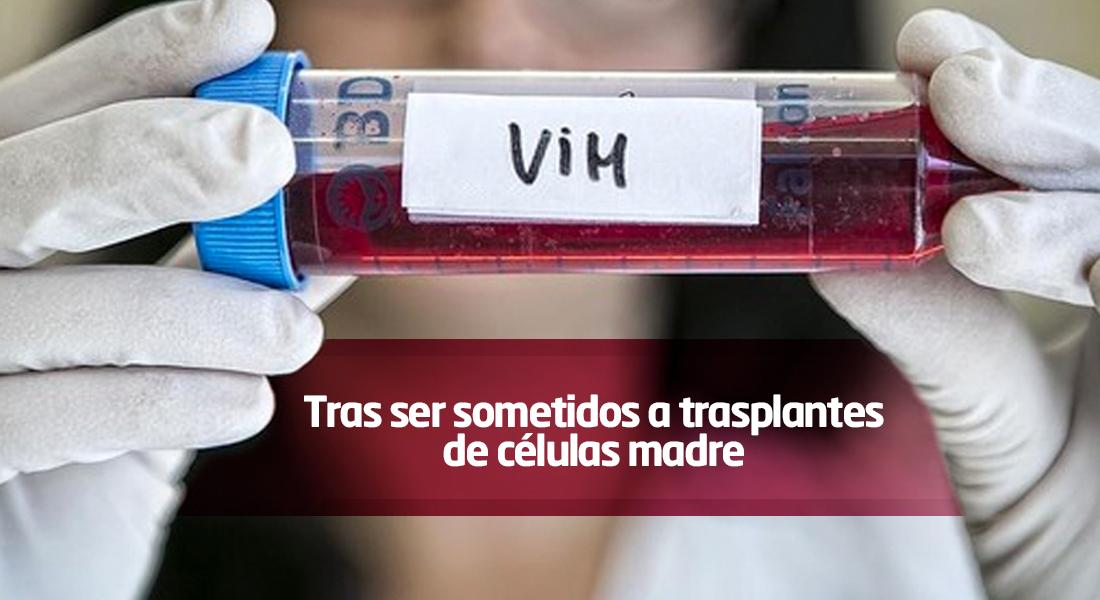 Eliminan el VIH en seis pacientes